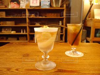 カフェ,夏,東京,デザート,休日,ドリンク,桃,おでかけ,カフェ巡り