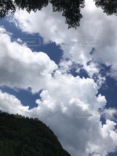 山の空の写真・画像素材[2420624]