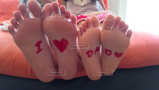 I love dad!の写真・画像素材[979563]