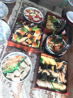 おせち料理の写真・画像素材[979708]
