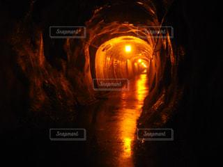 トンネルの写真・画像素材[986588]