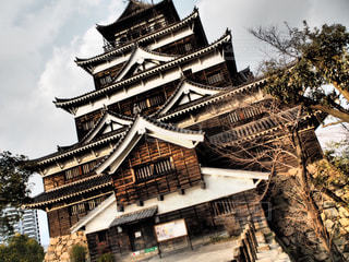 大きな建物の写真・画像素材[1194684]