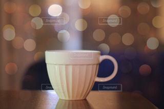一杯のコーヒーの写真・画像素材[1874805]