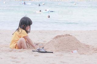 砂場は大きなお砂場の写真・画像素材[2143878]