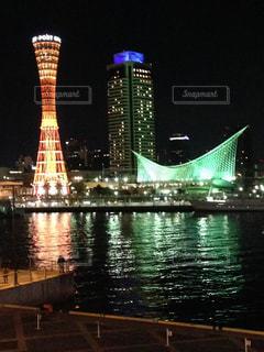 神戸の夜景の写真・画像素材[1027773]