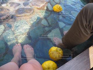 温泉,足湯,大分,カボス