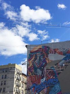 ニューヨーク,アメリカ,観光,旅行,壁画,リトルイタリー,Wall Art