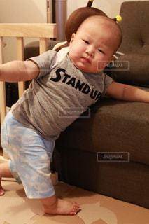 子供,未来,つかまり立ち,目標,前向き,可能性