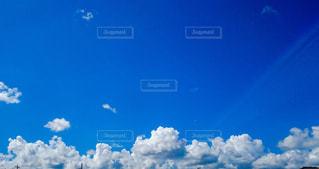 青空と雲の写真・画像素材[1137604]