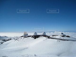 雪,アメリカ,観光,旅行,ハワイ,ハワイ島,スバル天文台