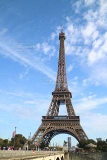 エッフェル塔の写真・画像素材[1205877]
