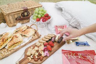 ピクニックの写真・画像素材[2044101]