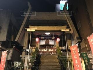 烏森神社の写真・画像素材[1030170]