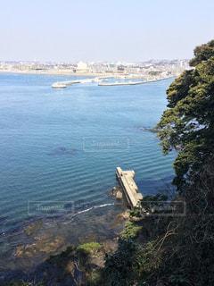 江ノ島からの風景の写真・画像素材[1022442]