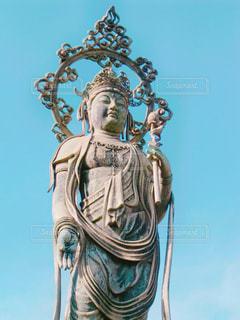 銅像の写真・画像素材[1128789]