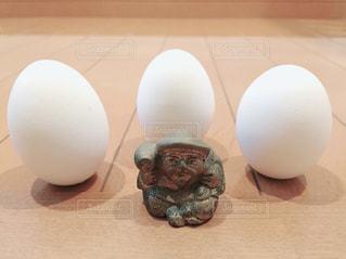 3つの卵 - No.1191827