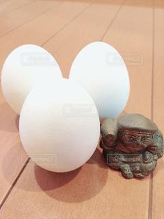 3つの卵 - No.1191834