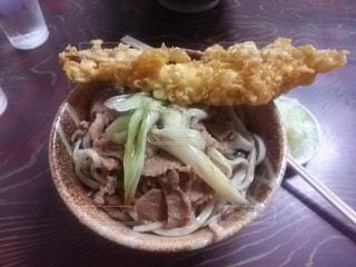 海老天蕎麦の写真・画像素材[1288306]