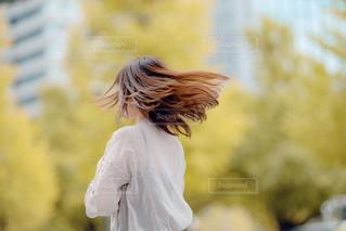 都会の秋の写真・画像素材[1592536]