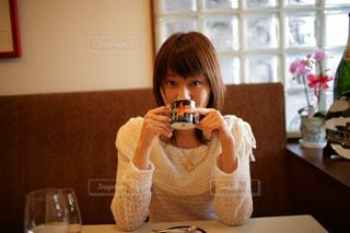 喫茶店の写真・画像素材[2890635]