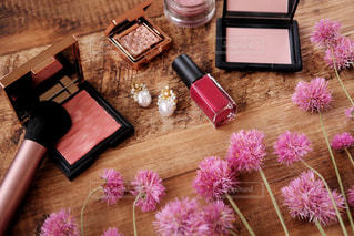 ネイル,ピンク,メイク,ピンク色,コスメ,桃色,化粧品,pink,チーク,化粧,メイクアップ,アイシャドウ,メイクブラシ
