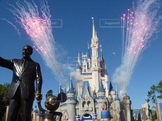 アメリカ,観光,ディズニーランド,フロリダ,日中