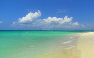 与那覇前浜ビーチ 宮古島を代表するビーチの写真・画像素材[1328752]
