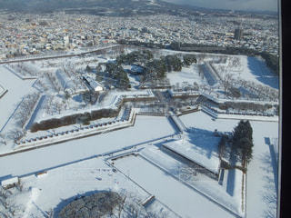 雪景色,タワー,展望台,休日