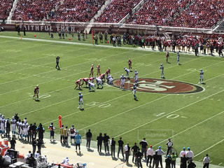 スポーツ,アメフト,スタジアム,サンノゼ,49ers
