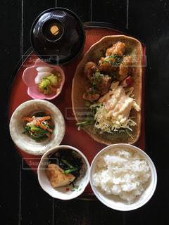 和食のお店にての写真・画像素材[1044317]