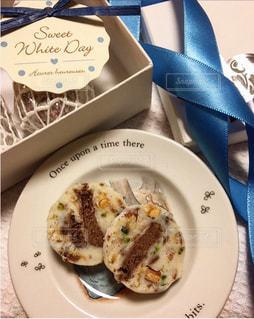 ホワイトデーのチョコレートの写真・画像素材[1052605]