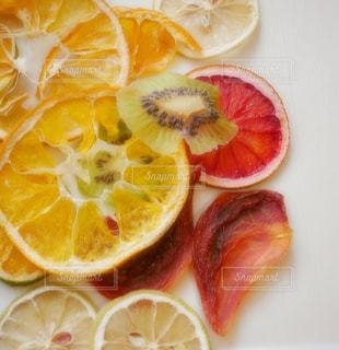 美しいドライフルーツの写真・画像素材[1073302]