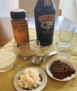 ベイリーズ ダルゴナコーヒー 簡単 美味しい 楽しい😉✨の写真・画像素材[3594565]