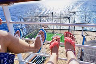 船からの眺めの写真・画像素材[1800732]