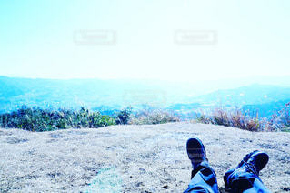 自然,山,景色,眺め,頂上