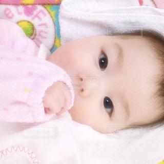 赤ちゃんの手の写真・画像素材[1160305]