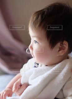 赤ちゃんの手の写真・画像素材[1212618]