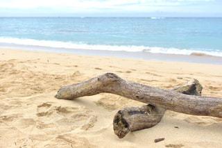 自然,海,青,砂浜,海岸,アメリカ,ハワイ,ワイキキビーチ,白波