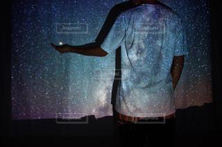 夜,星空,星,未来,ハワイ島,夢,ポジティブ,可能性
