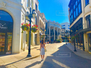 Beverly Hills 🚘の写真・画像素材[1003232]