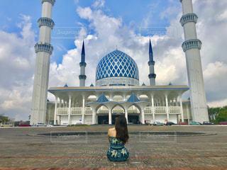 Blue Mosque 🕌の写真・画像素材[1013675]