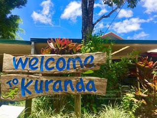 Welcome to Kuranda 🌴の写真・画像素材[1013725]