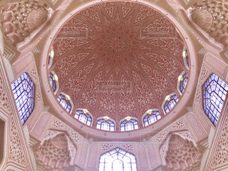 Pink Mosque 🕌の写真・画像素材[1013747]