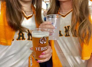 スポーツ,ビール,野球,運動,東京ドーム,ユニフォーム,巨人,観戦,応援,エビスビール