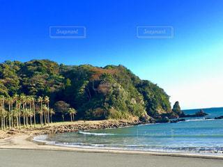 弓ヶ浜海水浴場の写真・画像素材[1018699]