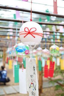 夏,京都,風鈴,リボン,日本