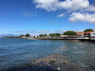 マウイ島ラハイナの景色の写真・画像素材[1030348]