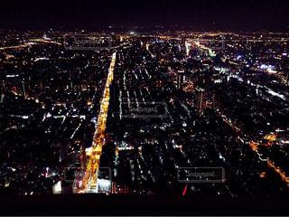 夜の街の景色 in Taiwanの写真・画像素材[1030569]