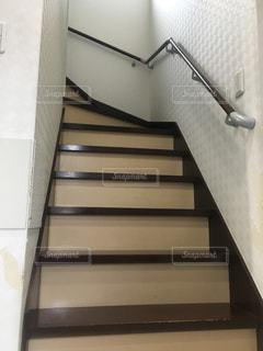自宅の階段の写真・画像素材[1014274]
