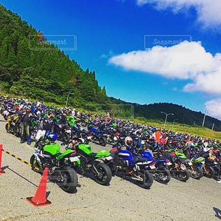 空,青空,バイク,休日,ツーリング,ミーティング,KCBM